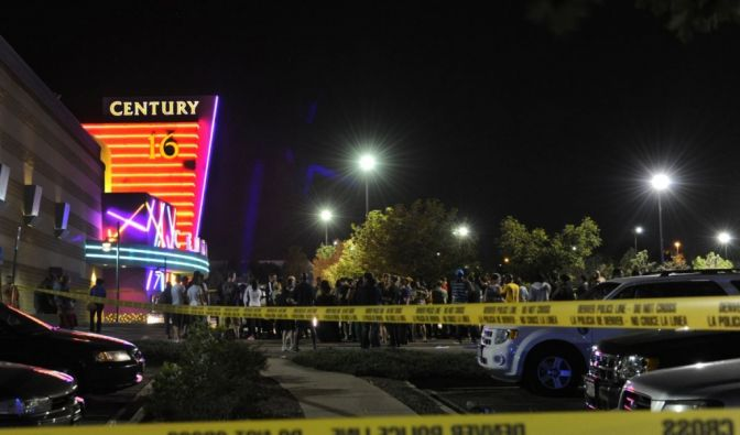 Schießerei bei der Batman-Premiere: In Denver gab es 14 Tote. (Foto)