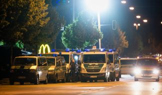 Schießerei am Olympia Einkaufszentrum in München: Die Motivation des Täters bleibt ungewiss. (Foto)