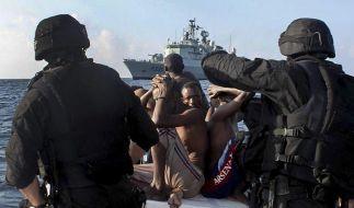 Schifffahrt fordert Spezialgericht für Piraten (Foto)