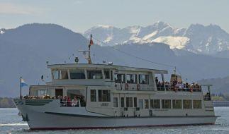 Schiffsausflüge auf dem Chiemsee gehören zu den beliebtesten Urlaubsmöglichkeiten im Alpenland. (Foto)
