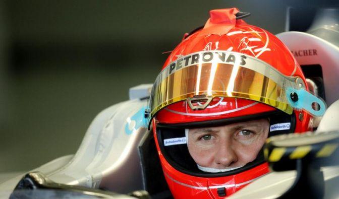 Schläfchen und Glücksbringer: Schumachers Rituale (Foto)