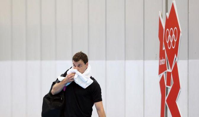 Schläger statt Smartphones: Kaltstart für Boll (Foto)