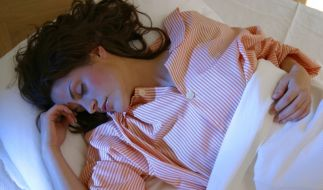 Schlaf (Foto)
