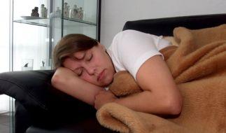 Schlafen ist gut, wenn man zuvor Sport getrieben hat (Foto)