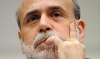 Schlaffer Aufschwung: Bernanke für weiterhin lockere Geldpolitik (Foto)