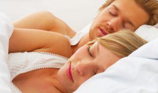 Schlafpositionen (Foto)