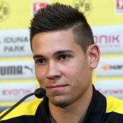 Fußbruch! BVB-Star Raphaël Guerreiro fällt monatelang aus (Foto)