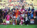 Schlechtes Vorbild für FCB: Frankfurt verliert Finale (Foto)