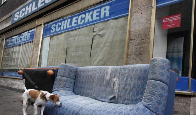 Schlecker wird ausrangiert: Der Gläubigerausschuss hat bei einer Sitzung am 1. Juni 2012 in Berlin das Aus der Drogeriekette beschlossen. (Foto)
