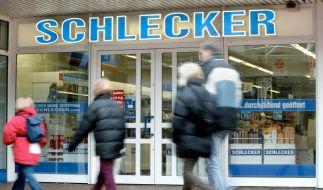 Schlecker-Filiale (Foto)