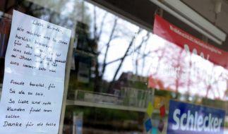 Schlecker-Pleite: Merkel stellt sich an die Seite der FDP (Foto)