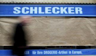 Schlecker-Rettung: Verdi fordert Politik zum Handeln auf (Foto)