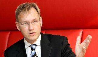 Schmalzl wird nicht Generalbundesanwalt (Foto)