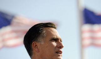 Schmarotzer, die es ein Leben lang bleiben werden: Romneys Rede gegen Obama-Wähler spricht Bände. (Foto)