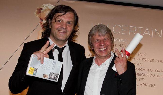 Schmerzhafter Stoff: Dresen in Cannes ausgezeichnet (Foto)