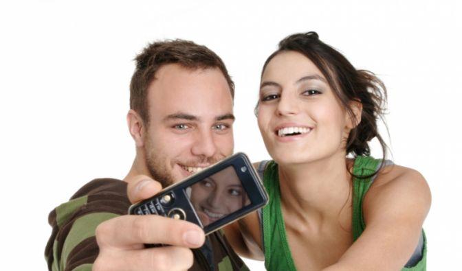 Schnappschüsse auf dem Handy (Foto)