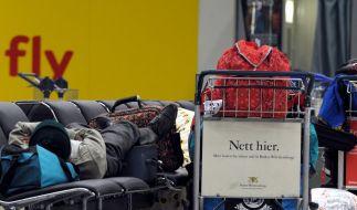 Schneechaos: Wie Reisende an ihr Ziel kommen (Foto)
