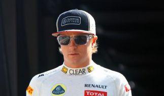 Schneller in Fahrt als Schumi: Räikkönen will Sieg (Foto)