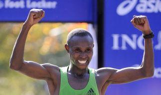 Schnellster Marathonläufer der Welt startet in Berlin (Foto)