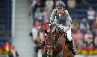 Schock: Beerbaum sagt Olympia-Qualifikation ab (Foto)