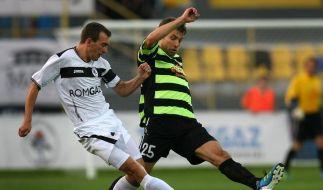 Schock für Mainz: Frühes Aus in der Europa League (Foto)