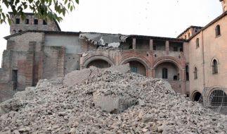 Schock und Trümmer: Sechs Menschen sterben bei Beben in Italien (Foto)