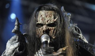 Schockrocker Lordi präsentieren neue Kostüme (Foto)