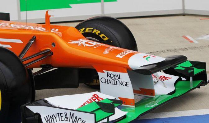Schönheits-Chirurgie fürs F1-Auto: Der Höcker (Foto)