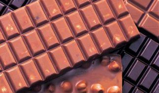 Schokolade trocken und kühl lagern (Foto)