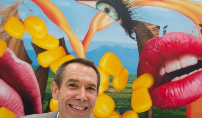 Schon 50 000 sahen Koons-Doppelausstellung in Frankfurt (Foto)