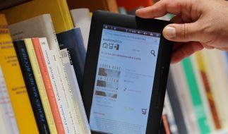 Schon jeder vierte Buchleser nutzt E-Books (Foto)