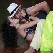 Schon bei Let's Dance harmonierten Rebecca und Massimo super.