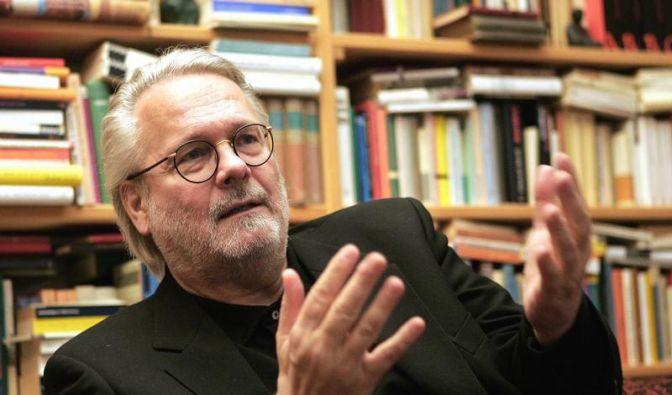 Schriftsteller Gerhard Roth wird 70 (Foto)