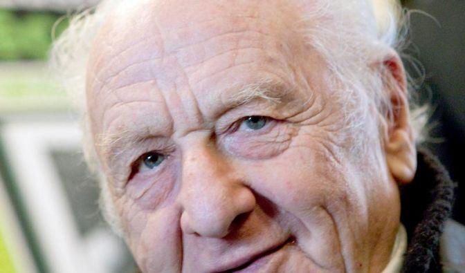Schriftsteller und Holocaust-Überlebender Arnost Lustig gestorben (Foto)