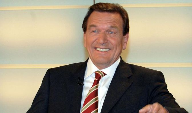 Schröder: «Irgendwie auch 'ne Kultsendung» (Foto)