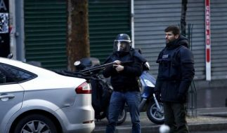 Schüsse in Paris. (Foto)