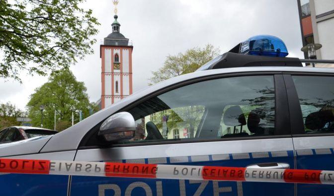 Schüsse in Siegener Kirche (Foto)