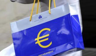 Schuldenkrise drückt die Konjunkturerwartungen (Foto)
