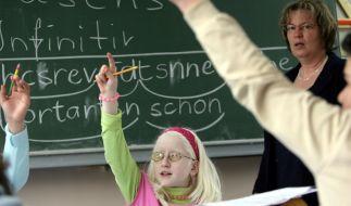 Schule Behinderte Integration (Foto)