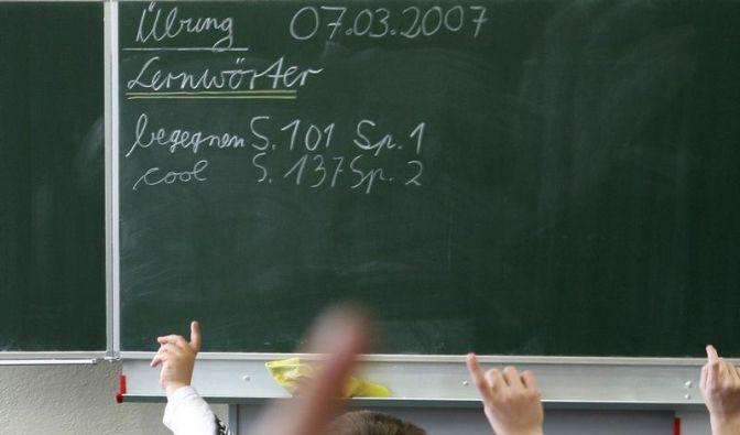 Schulpflicht: Eltern tragen die Verantwortung (Foto)