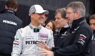Schumacher Brawn (Foto)
