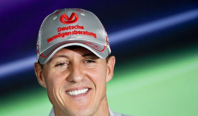 Schumacher darf sich auf Jungfernfahrt freuen (Foto)