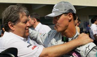 Schumacher-Frust: Hoffen auf Barcelona-Effekt (Foto)