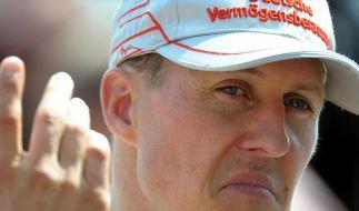 Schumacher: «Wir nähern uns unserem Ziel» (Foto)