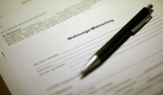Schummeln beim Mietvertrag (Foto)
