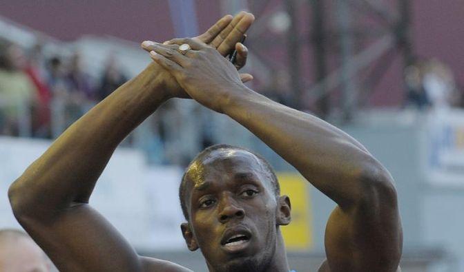 Schwache Zeit: Bolt trotz Sieg enttäuscht und ratlos (Foto)