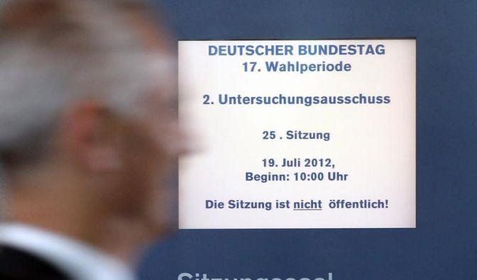 Schwäbische Polizisten waren im Ku-Klux-Klan (Foto)