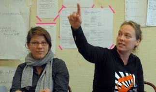 «Schwarweiss» in Dessau: Tod eines Asylbewerbers (Foto)
