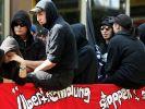 Schwarze Neonazis (Foto)