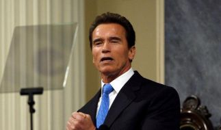 Schwarzenegger ruft Finanznotstand aus (Foto)